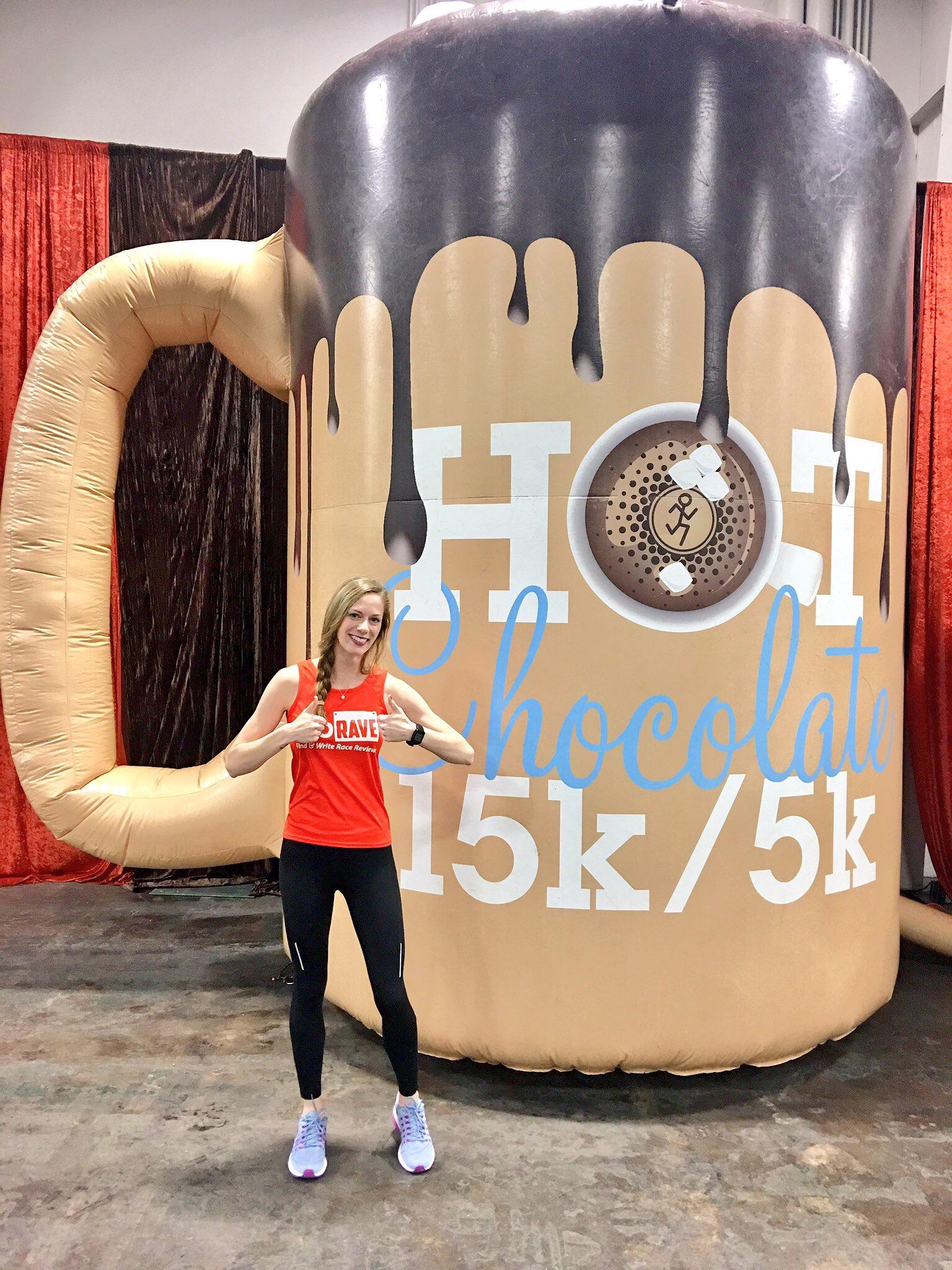 Hot Chocolate 15K Dallas Race Recap – Jenna Runs