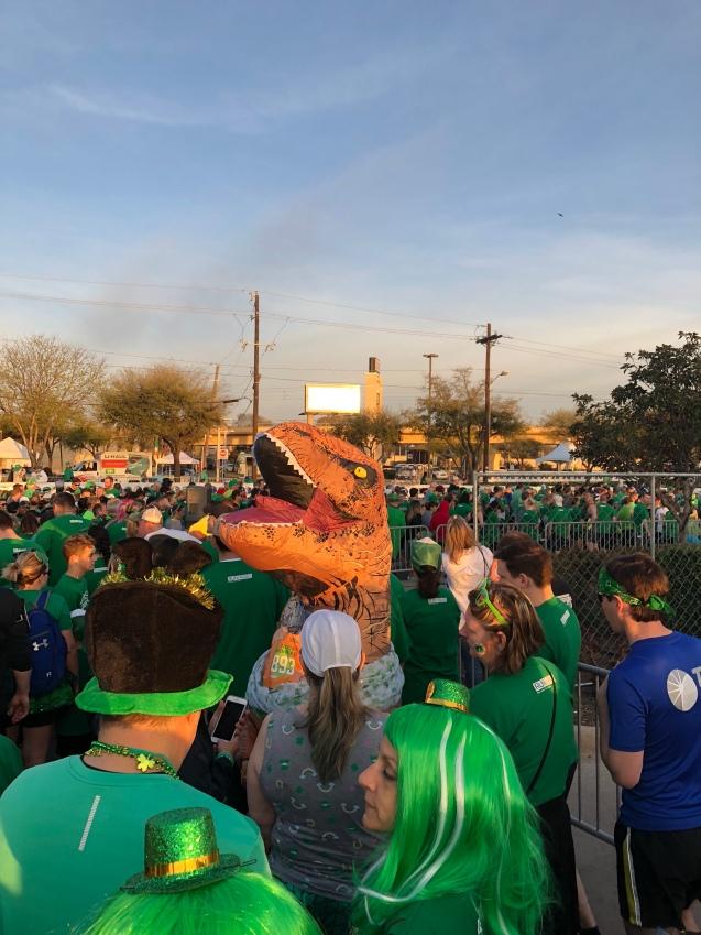 St  Patty's Day Dash Down Greenville 5K! – Jenna Runs